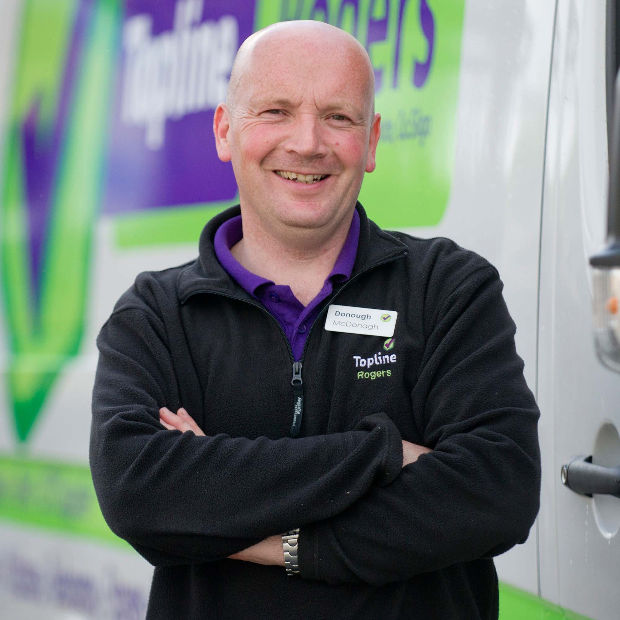 Sales and Deliveries - Donough McDonagh