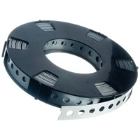 Allgrip  Galvanised Fixing Band - 1mm x 10m