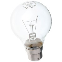 Osram  Incandescent Light Bulb - 60W BC