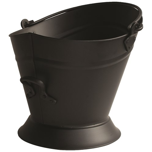Sirocco  Heavy Duty Large Waterloo Coal Bucket - 38cm