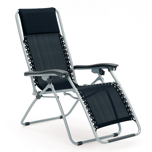 Suntime  Royale Antigravity Recliner - Black
