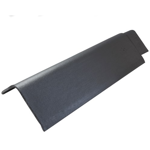Tegral Thrutone Fibre Cement Ridge Tile - Blue/Black