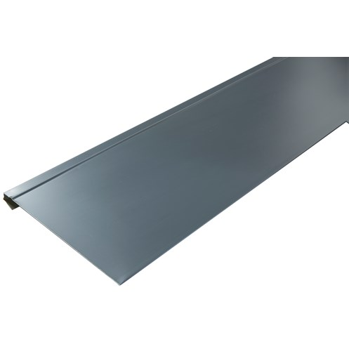 Tegral  C07 Aluminium Valley Trim Slate - Blue Black