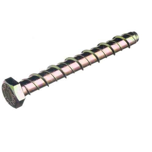 Allgrip  Hex Head Screw Bolt - 12mm