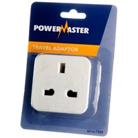 Powermaster  Travel Adaptor - to USA & AUS