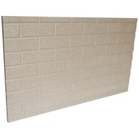 Skamolex  Brickwall Vermiculite Panel
