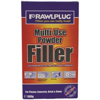 Rawlplug  Multi-Use Powder Filler - 600g
