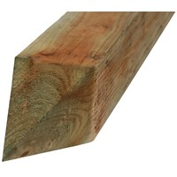 SNR  Treated Square Timber Post - 95 x 95mm