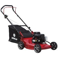 World  Push Lawnmower - 18in