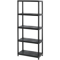 Sigma  5-Tier Shelving Unit - 15in