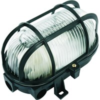 Elro  Bulkhead Light - Black